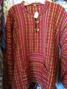 Hamacka Pullover Shirt