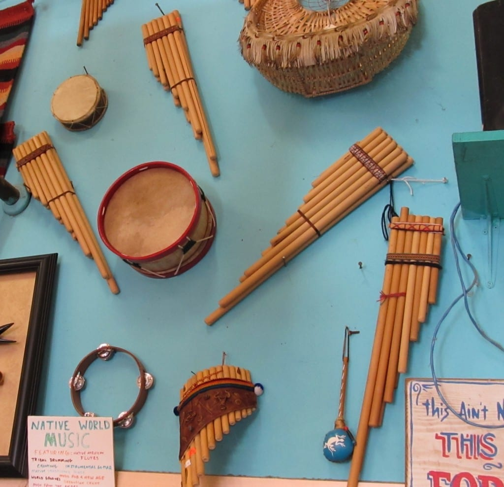 Native American World
