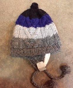 Lamb's Wool Cap